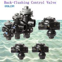 3-way hydraulic drive diaphragm control valves