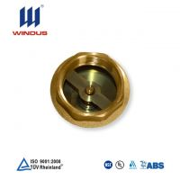 WINDUS dual plate wafer non return check valve