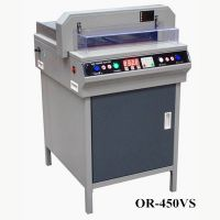 Allraise 450VS Electric Paper Cutting Machine