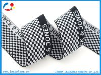 Factory Derect Sale Elastic Men Underwear Accessories Jacquard Webbing