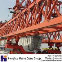 China HSHCL expressway girder install beam bridge launcher manufacturer