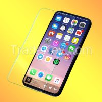 High Quality 9H 2.5D Tempered Glass Screen Protector for iPhone 8
