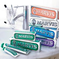 Italy Marvis Tooth paste toothpaste