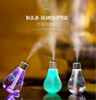 7 Color Mini Bulb Humidifier USB LED Air Humidifier
