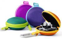 Customized EVA Earphone Headphone Case