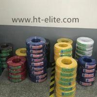Silicone Rubber / Teflon /Fiberglass High Temperature Cable