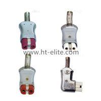 Aluminum High Temperature Plugs