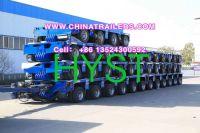 Heavy Duty Multi axles Self-Propelled Modular Steel Steering Axle Tran