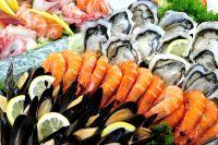 Frozen, Fresh Seafoods