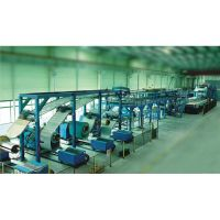 PU Sandwich panel production line for wall /roof/garage door panel