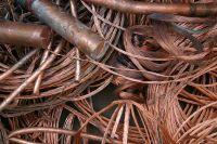 Copper Wire Scrap 99.99% for sale Copper scrap