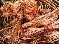 99% and 96% Copper scrap for sale