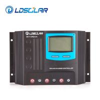 New design 50A PWM Solar Charge Controller with LCD display