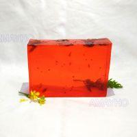 Factory provide good natural handmade soap natural plants soap OEM offered