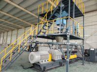 CO2 XPS production line