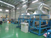 EPE polyethylene foamed sheet extrusion production