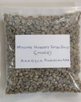 Mysore Nuggets Extra Bold (MNEB) Green Coffee Beans