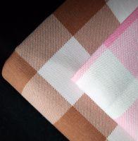 Organic Cotton Yarn Dyed Fabric