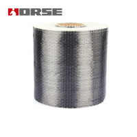 Unidirectional 200g carbon fiber fabric for structural strengthening