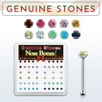 Wholesale Nose Bones - Body Jewellery (Multicolor)