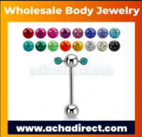 Wholesale Spinner Tongue Barbells | Acha