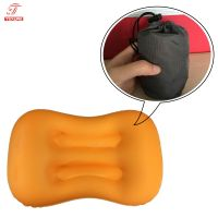 Ultralight & Comfortable Compact Travel Pillow Soft Compressible Portable Inflatable Pillows for Camping