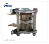 Air and water cooled heatsink