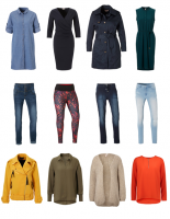 Stock clothing European quality per kilogram. New in packaging. Woman clothing. Weekly new offers! Contact us now!