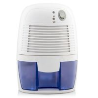 500ML Portable Peltier Thermoelectric Mini Home Air Dehumidifier for Moisture Drying
