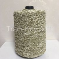 Factory High quality chenille yarn RAW White and Dyed