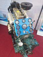 50HP to 135Hp Marine diesel engine with gearbox
