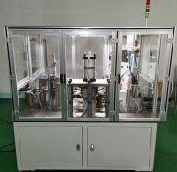 Hose clamp assembly machine