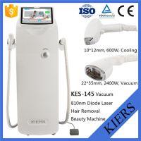 High power big spot vacuum diode laser hair removal machine
