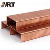 Hardware Fasteners Copper C58 Carton Closing Staples