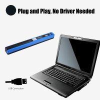 Document Scanner Hand Held Scanner with LED Display, Support 900DPI/600DPI/300DPI/PDF/JPG