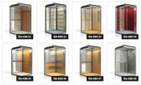 Elevators and elevator materials