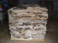 Dry And Wet Salted Donkey Hide, Wet Cow Hides