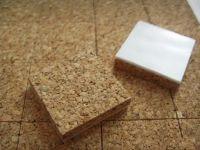 EVA Glass Separators, cork spacer pad for glass sheet