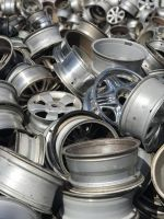 Top quality aluminium alloy wheel scrap