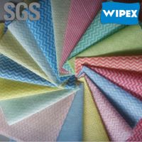 good quality spunlace nonwoven disposable dry kitchen cloth and dish cloth