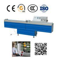 Double Glazing Process Line Double Glass Making Machine Butyl extruder machine