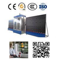 glass washing machine manufacturers Vertical glass washing machine