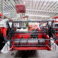 USED COMBINE HARVESTER DC60 RECONDITIONED