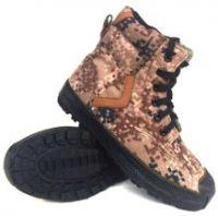vulcanized cotton canvas shoes