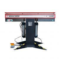 """Manual Magnetic Sheet Metal Box and Pan Brake, 1-Phase 220V, 16-Gauge Mild Steel Capacity, 48"""" Length"""