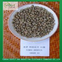 Yunnan Arabic Green Coffee Bean Grade A1