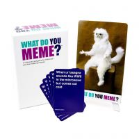 What Do You Meme - card game