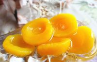 Canned Fruit Canned Yellow Peach in Syrup