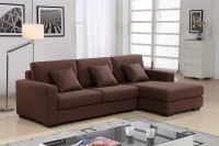 Denmark Golden Quality Fabric Corner Sofa Furniture