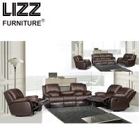 Divany Living Room Furniture Electric Sectional Leather Sofa